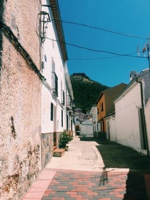 Entre las calles de Cotillas