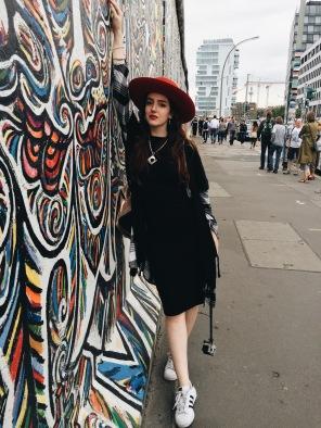 El Muro de Berlín, Alemania