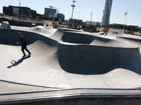 Centro de skateboard