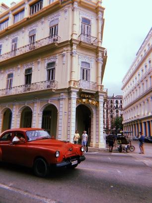 El icónico Hotel Plaza
